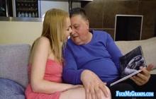 Rebecca Black Twisted by Her Sugar Daddy